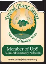 UpS Botanical Sanctuary Logo